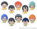 【グッズ-マスコット】弱虫ペダル GLORY LINE Design produced by Sanrio  ぷちぬいマスコットの画像
