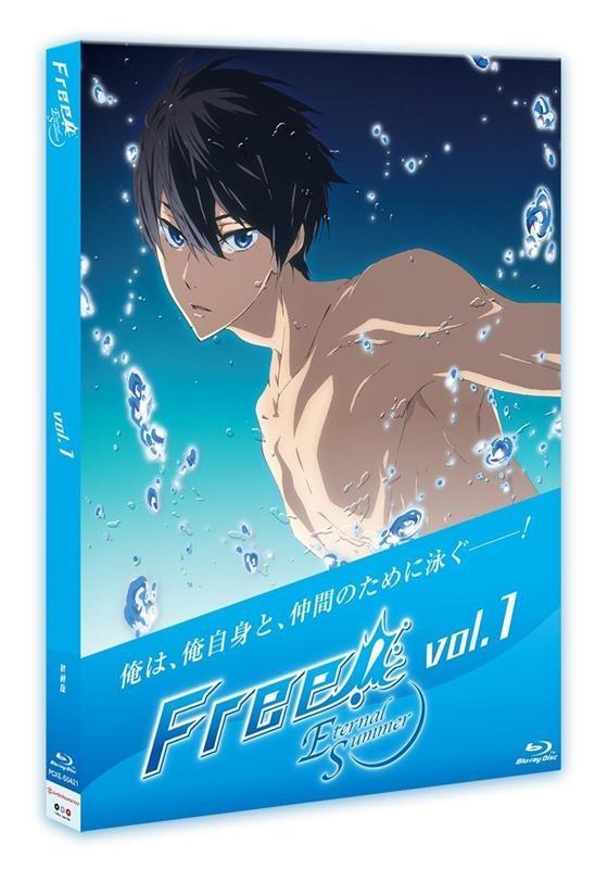【Blu-ray】TVアニメ Free!-Eternal Summer- 1