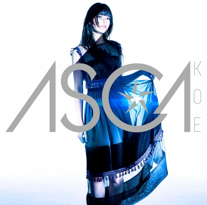 【主題歌】TV Fate/Apocrypha 2ndクール ED「KOE」/ASCA 通常盤
