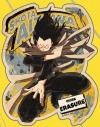 【グッズ-ステッカー】僕のヒーローアカデミア トラベルステッカーACTION 9.相澤消太【再販】の画像