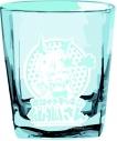 【グッズ-タンブラー・グラス】世話やきキツネの仙狐さん スクエアグラス @仙狐さんの画像