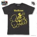 【グッズ-Tシャツ】Musikleidung ヒプノシスマイク Tシャツ Fling Posse (S)【再販】の画像