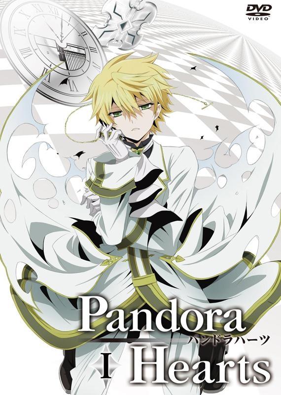 【DVD】TV PandoraHearts DVD Retrace:I