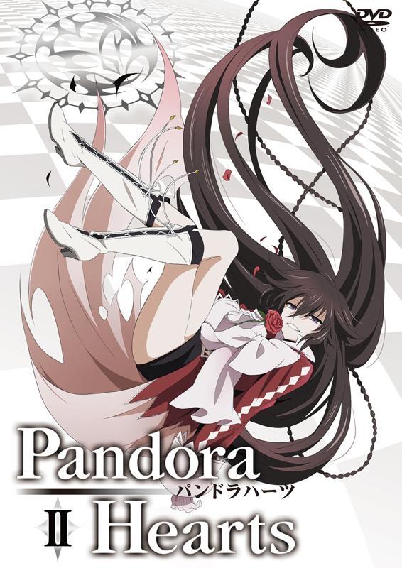 【DVD】TV PandoraHearts DVD Retrace:II