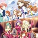 【キャラクターソング】Tokyo 7th シスターズ 七花少女・CASQUETTE'S マイ・グラデイション・SCARLET 通常盤の画像