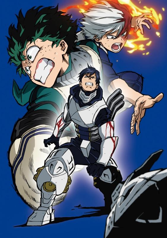 【DVD】TV 僕のヒーローアカデミア 2nd Vol.6 初回生産限定版