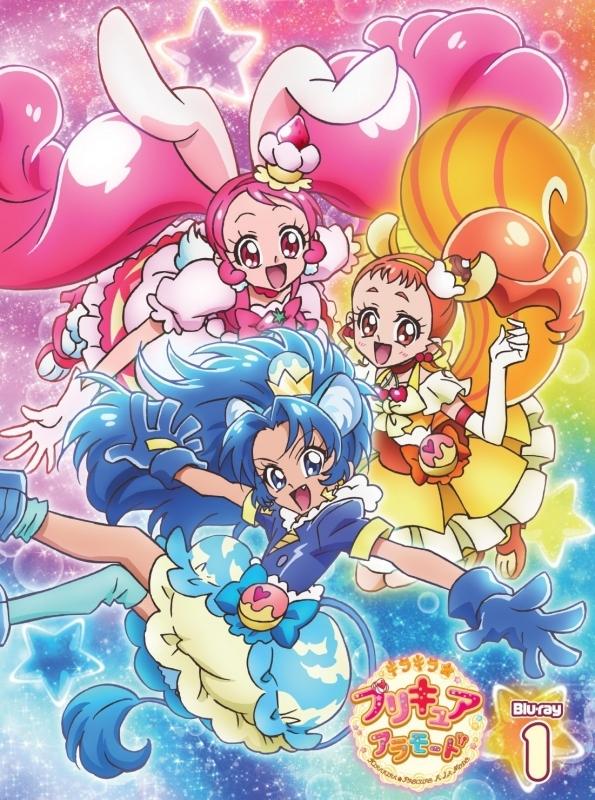 【Blu-ray】TV キラキラ☆プリキュアアラモード vol.1