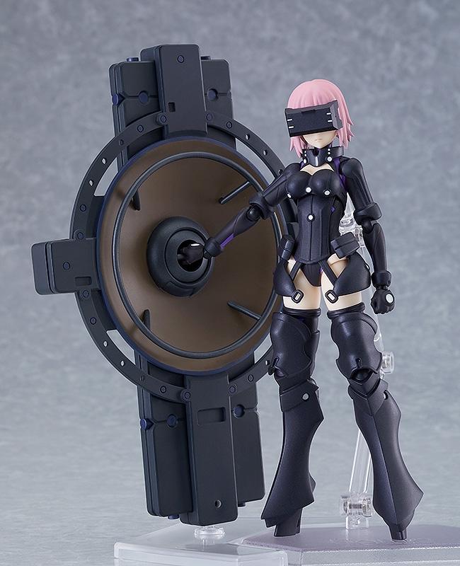 【アクションフィギュア】Fate/Grand Order figma シールダー/マシュ・キリエライト 〔オルテナウス〕