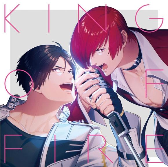 【アルバム】アプリ THE KING OF FIGHTERS for GIRLS/KING OF FIRE 通常盤