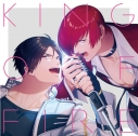 【アルバム】アプリ THE KING OF FIGHTERS for GIRLS/KING OF FIRE 通常盤の画像