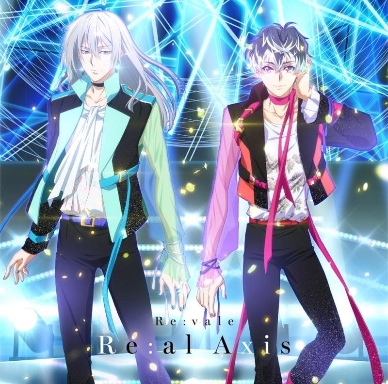 【アルバム】アイドリッシュセブン Re:vale 1st Album「Re:al Axis」 通常盤