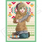 【グッズ-カードケース】きゃらスリーブコレクション マットシリーズ ゆるキャン△ 犬山あおい(No.MT545)