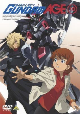 【DVD】TV 機動戦士ガンダムAGE 10