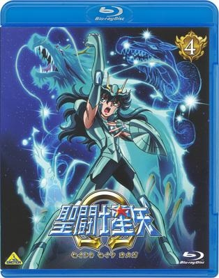 【Blu-ray】TV 聖闘士星矢Ω 4