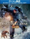 【Blu-ray】映画 パシフィック・リム 3D&2Dブルーレイセット 初回数量限定生産の画像