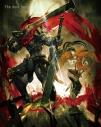 【Blu-ray】劇場版 総集編 オーバーロード 漆黒の英雄 後編の画像