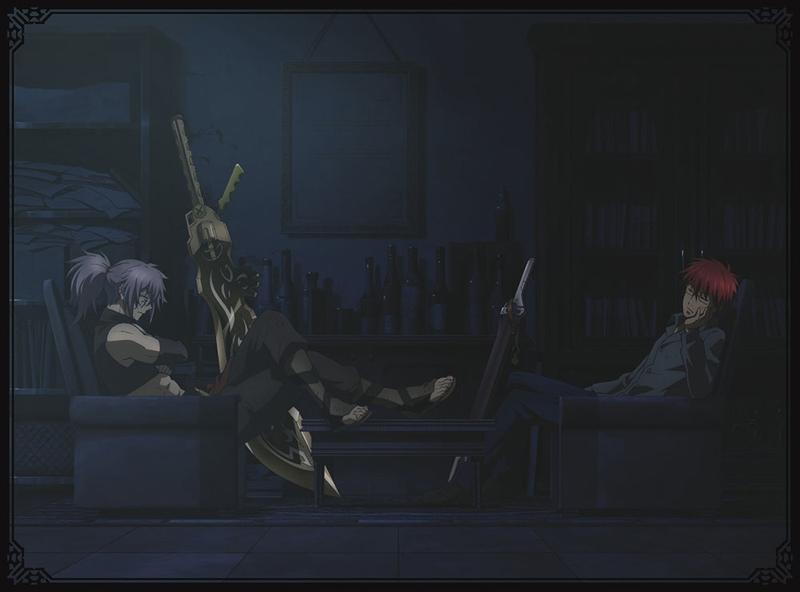 【Blu-ray】TV されど罪人は竜と踊る 第4巻 初回限定版