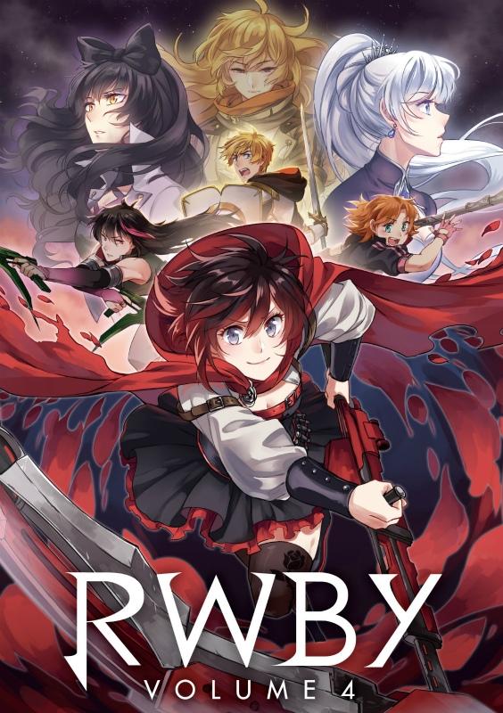 【Blu-ray】アニメ RWBY VOLUME 4 通常版