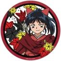 【グッズ-ミラー】半妖の夜叉姫 缶ミラー(もろは)【再販】の画像