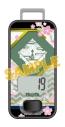 【グッズ-電化製品】3Dセンサー搭載歩数計 刀剣乱舞-ONLINE- にっかり青江 【再販】の画像