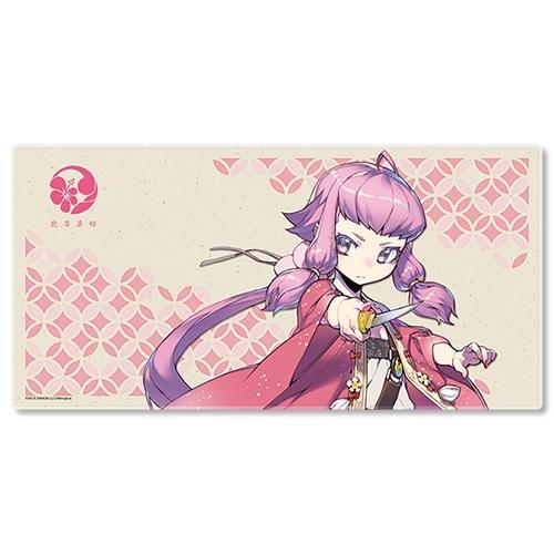 【グッズ-マット】刀剣乱舞-ONLINE- デスクマット80:北谷菜切【再販】