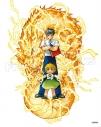 【グッズ-ボード】金色のガッシュ!! キャンバスボードA【二次受注】の画像