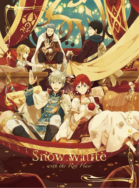 【Blu-ray】TV 赤髪の白雪姫 Blu-ray BOX