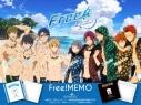 【グッズ-メモ帳】Free!-Eternal Summer- MEMO 鮫柄学園バージョンの画像