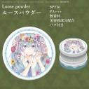 【グッズ-化粧雑貨】初音ミク×cosme play ルースパウダーの画像