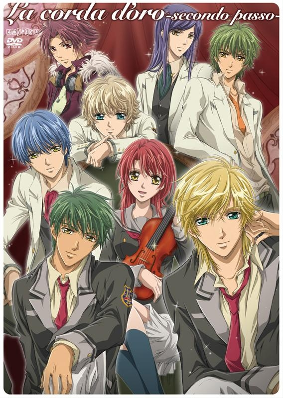 【DVD】TV 金色のコルダ~secondo passo~ 通常版