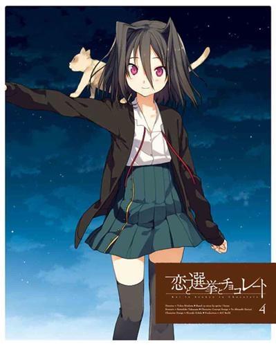 【Blu-ray】TV 恋と選挙とチョコレート 4 完全生産限定版