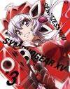 【Blu-ray】TV 戦姫絶唱シンフォギアXV Vol.3 期間限定版の画像
