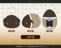 【グッズ-ぬいぐるみ】文豪ストレイドッグス もちフレぬいぐるみ 太宰治の画像