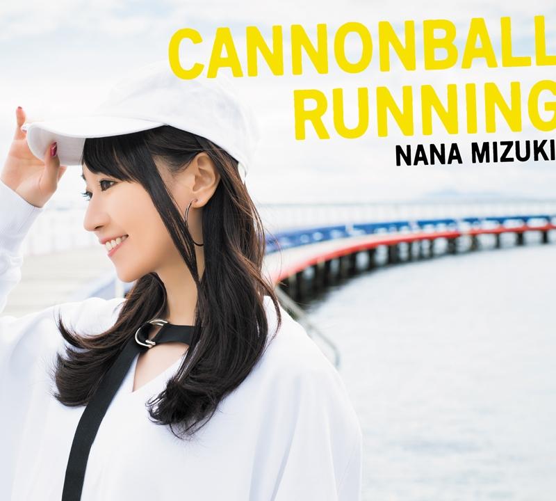 【アルバム】水樹奈々/CANNONBALL RUNNING 初回限定盤 CD+2DVD