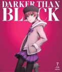 【Blu-ray】TV DARKER THAN BLACK 流星の双子 7 通常版