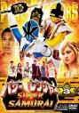 【DVD】パワーレンジャー SUPER SAMURAI VOL.3の画像