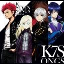 【アルバム】劇場版 K SEVEN STORIES ED主題歌集 K SEVEN SONGS/angelaの画像