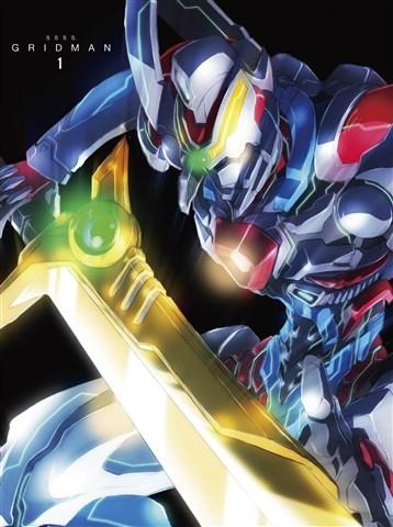 【Blu-ray】TV SSSS.GRIDMAN 1