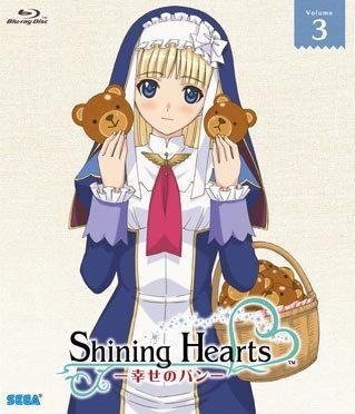 【Blu-ray】TV シャイニング・ハーツ~幸せのパン~ Volume.3