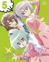 【DVD】TV ハヤテのごとく! Cuties 5 初回限定版の画像