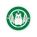 【グッズ-コースター】アフリカのサラリーマン クリアコースター ヌタバver.の画像