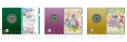 【グッズ-クリアファイル】テイルズ オブ グレイセス アニバーサリーパーティー クリアファイル3枚セットの画像