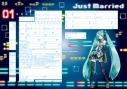 【グッズ-その他】初音ミク デザイン婚姻届 Virtual Singer MIKUの画像