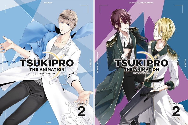 【DVD】TV TSUKIPRO THE ANIMATION(ツキプロ) 第2巻