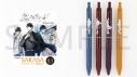 【グッズ-ボールペン】恋とプロデューサー~EVOL×LOVE~ サラサクリップ カラーボールペン 4本セットの画像