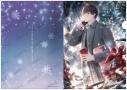 【グッズ-クリアファイル】恋とプロデューサー~EVOL×LOVE~ クリアファイル 聖夜の物語ver. シモンの画像