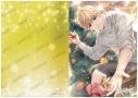【グッズ-クリアファイル】恋とプロデューサー~EVOL×LOVE~ クリアファイル 聖夜の物語ver. キラの画像
