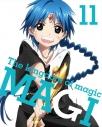 【DVD】TV マギ The kingdom of magic 11 完全生産限定版の画像