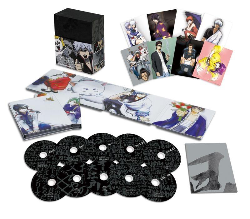 【Blu-ray】TV 銀魂 Blu-ray Box シーズン其ノ壱 完全生産限定版