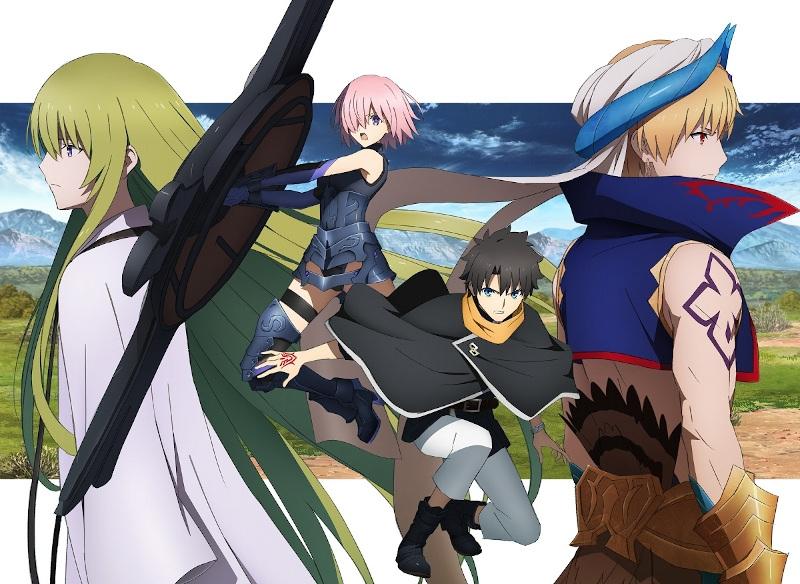 【DVD】TV Fate/Grand Order -絶対魔獣戦線バビロニア- 1 完全生産限定版